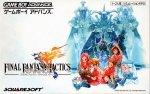 Nintendo Gameboy Advance - Final Fantasy Tactics