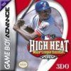 Nintendo Gameboy Advance - High Heat Major League Baseball 2002