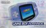 Nintendo Gameboy Advance - Nintendo Gameboy Advance Japanese Clear Console Boxed