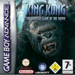 Nintendo Gameboy Advance - King Kong - Official Game of the Movie