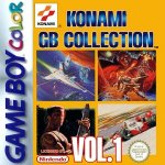 Nintendo Gameboy Colour - Konami GB Collection Vol 1