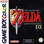 Nintendo Gameboy Colour - Legend of Zelda - Links Awakening DX