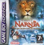 Nintendo Gameboy Advance - Lion Witch and the Wardrobe