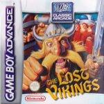 Nintendo Gameboy Advance - Lost Vikings
