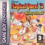 Nintendo Gameboy Advance - Magical Quest 3