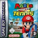 Nintendo Gameboy Advance - Mario Power Tennis