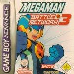 Nintendo Gameboy Advance - Megaman Battle Network 3 White