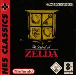 Nintendo Gameboy Advance - NES Classics - Legend of Zelda