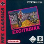 Nintendo Gameboy Advance - NES Classics - Excitebike