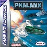 Nintendo Gameboy Advance - Phalanx