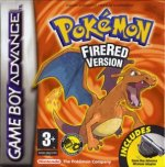 Nintendo Gameboy Advance - Pokemon Fire Red