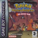 Nintendo Gameboy Advance - Pokemon Mystery Dungeon Red Rescue Team