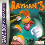Nintendo Gameboy Advance - Rayman 3