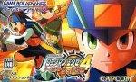 Nintendo Gameboy Advance - Rockman EXE 4 Tournament Red Sun