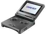 Nintendo Gameboy Advance - Nintendo Gameboy Advance SP Black Console Loose