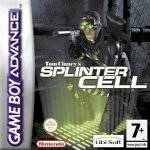 Nintendo Gameboy Advance - Tom Clancys Splinter Cell