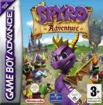 Nintendo Gameboy Advance - Spyro Adventure