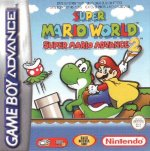Nintendo Gameboy Advance - Super Mario Advance 2 - Super Mario World
