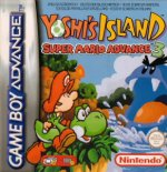 Nintendo Gameboy Advance - Super Mario Advance 3 - Yoshis Island