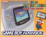 Nintendo Gameboy Advance - Nintendo Gameboy Advance Super Mario World Advance 2 Console Boxed