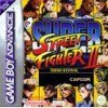 Nintendo Gameboy Advance - Super Street Fighter 2 Turbo Revival