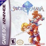 Nintendo Gameboy Advance - Sword of Mana