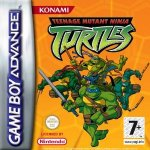 Nintendo Gameboy Advance - Teenage Mutant Ninja Turtles