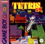 Nintendo Gameboy Colour - Tetris DX