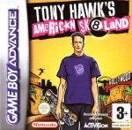 Nintendo Gameboy Advance - Tony Hawks American Sk8land