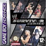 Nintendo Gameboy Advance - WWE Survivor Series