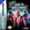 Nintendo Gameboy Advance - WWF Road to Wrestlemania