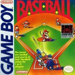 Nintendo Gameboy - Baseball