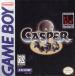for game boy the movie casper is now ready to haunt your game boy