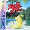 Nintendo Gameboy Colour - Black Bass Lure Fishing