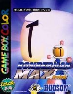 Nintendo Gameboy Colour - Bomberman Max - Blue Champion