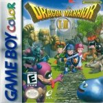Nintendo Gameboy Colour - Dragon Warrior 1 and 2