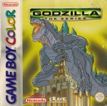 Nintendo Gameboy Colour - Godzilla