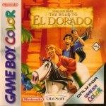 Nintendo Gameboy Colour - Gold and Glory - Road to El Dorado