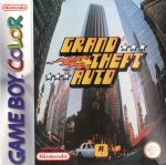 Nintendo Gameboy Colour - Grand Theft Auto
