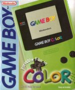 Nintendo Gameboy Colour - Nintendo Gameboy Colour Console Green Boxed