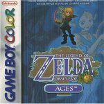 Nintendo Gameboy Colour - Legend of Zelda - Oracle of Ages