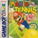 Nintendo Gameboy Colour - Mario Tennis