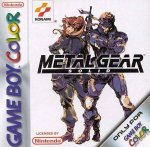 Nintendo Gameboy Colour - Metal Gear Solid