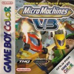 Nintendo Gameboy Colour - Micro Machines V3