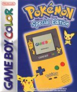 Nintendo Gameboy Colour - Nintendo Gameboy Colour Pokemon Limited Edition Console Boxed