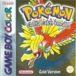 Nintendo Gameboy Colour - Pokemon Gold