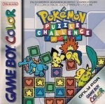 Nintendo Gameboy Colour - Pokemon Puzzle Challenge