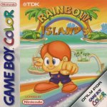 Nintendo Gameboy Colour - Rainbow Islands