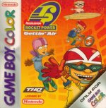 Nintendo Gameboy Colour - Rocket Power Gettin Air
