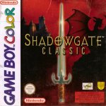 Nintendo Gameboy Colour - Shadowgate Classic